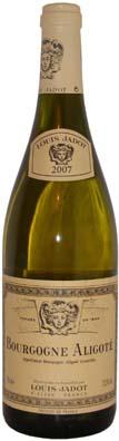 Louis Jadot Bourgogne Aligoté  Vin blanc 2012