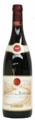 Guigal Côtes du Rhône <br>Vin rouge 2011 75cl