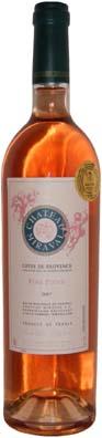 Chateau Miraval Côtes de Provence Pink Floyd<br>Vin rosé 2014 75cl
