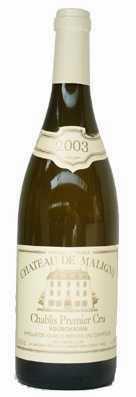 Jean Durup Chablis 1er Cru Fourchaume Vin blanc 2013