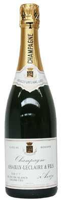 Assailly-Leclaire Champagne Grand Cru Blanc de Blancs Vin effervescent