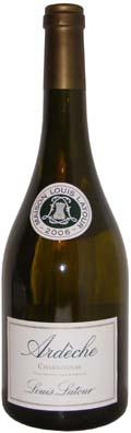 Louis Latour VDP des Coteaux de l\'ardèche Chardonnay d'Ardèche Vin blanc 2013
