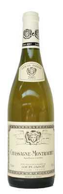 Louis Jadot Chassagne-Montrachet  Vin blanc 2011