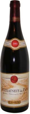 Guigal Chateauneuf du Pape <br>Vin rouge 2007 75cl