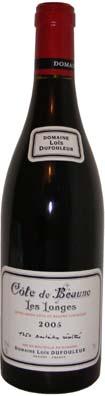 Domaine Loïs Dufouleur Beaune <br>Vin rouge 2011 75cl