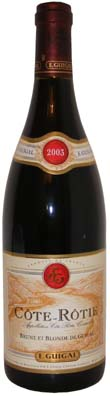 Guigal Côte Rôtie Cuvée Brune et Blonde Vin rouge 2007