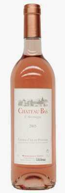 Château Bas Coteaux d\'Aix L'Alvernègue Vin rosé 2013
