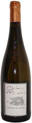 Chateau de la Roulerie Coteaux du Layon  Vin liquoreux 2013
