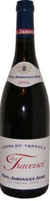 Jaboulet Ventoux Les Traverses Vin rouge 2013