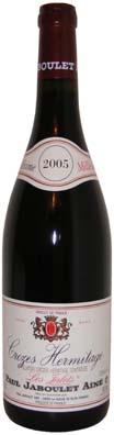 Jaboulet Crozes Hermitage Les Jalets Vin rouge 2010