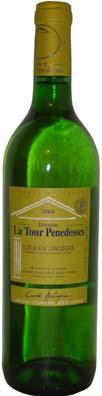 Domaine la Tour Penedesses Coteaux du Languedoc Cuvée Antique Vin blanc 2008