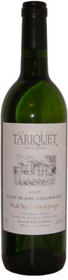 Domaine du Tariquet Vin de Pays des Côtes de Gascogne Classic<br>Vin blanc 2013 75cl