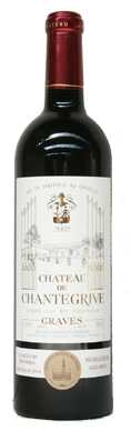 Chateau de Chantegrive Graves  Vin rouge 2010