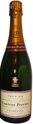 Laurent Perrier Champagne Brut Vin effervescent