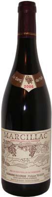 Domaine du Cros Marcillac Lo Sang del Païs Vin rouge 2013