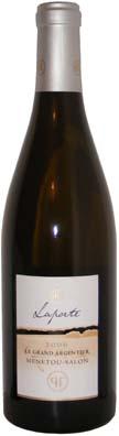 Domaine du Rochoy Menetou-Salon Le Grand Argentier Vin blanc 2012