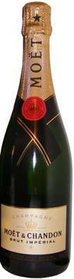 Moet et Chandon Champagne Brut Imperial Vin effervescent