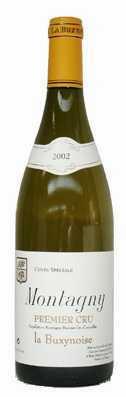 La Buxinoise Montagny 1er Cru  Vin blanc 2010
