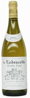 Ladoucette Pouilly Fumé  Vin blanc 2010