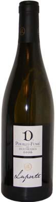 Laporte Pouilly Fumé Les Duchesses Vin blanc 2012