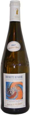 Domaine André et Michel Quenard Roussette de Savoie  Vin blanc 2013
