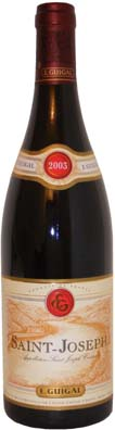 Guigal Saint Joseph  Vin rouge 2011