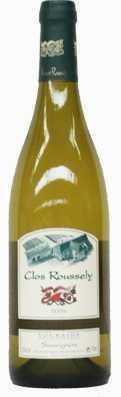 Domaine du Clos Roussely Sauvignon de Touraine Le Clos Vin blanc 2013