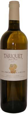 Domaine du Tariquet VDP des Côtes de Gascogne Premières Grives<br>Vin liquoreux 2013 75cl